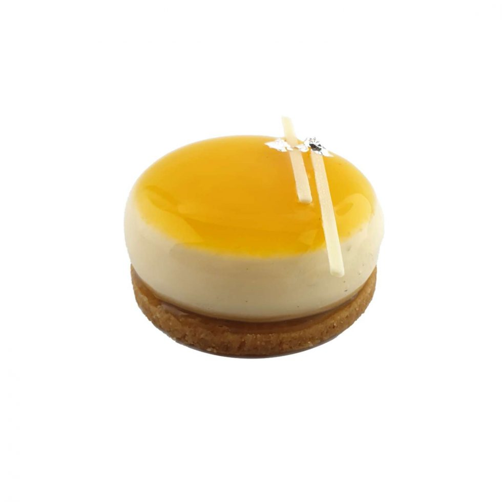 Image Cheese cake agrumes Michel Belin