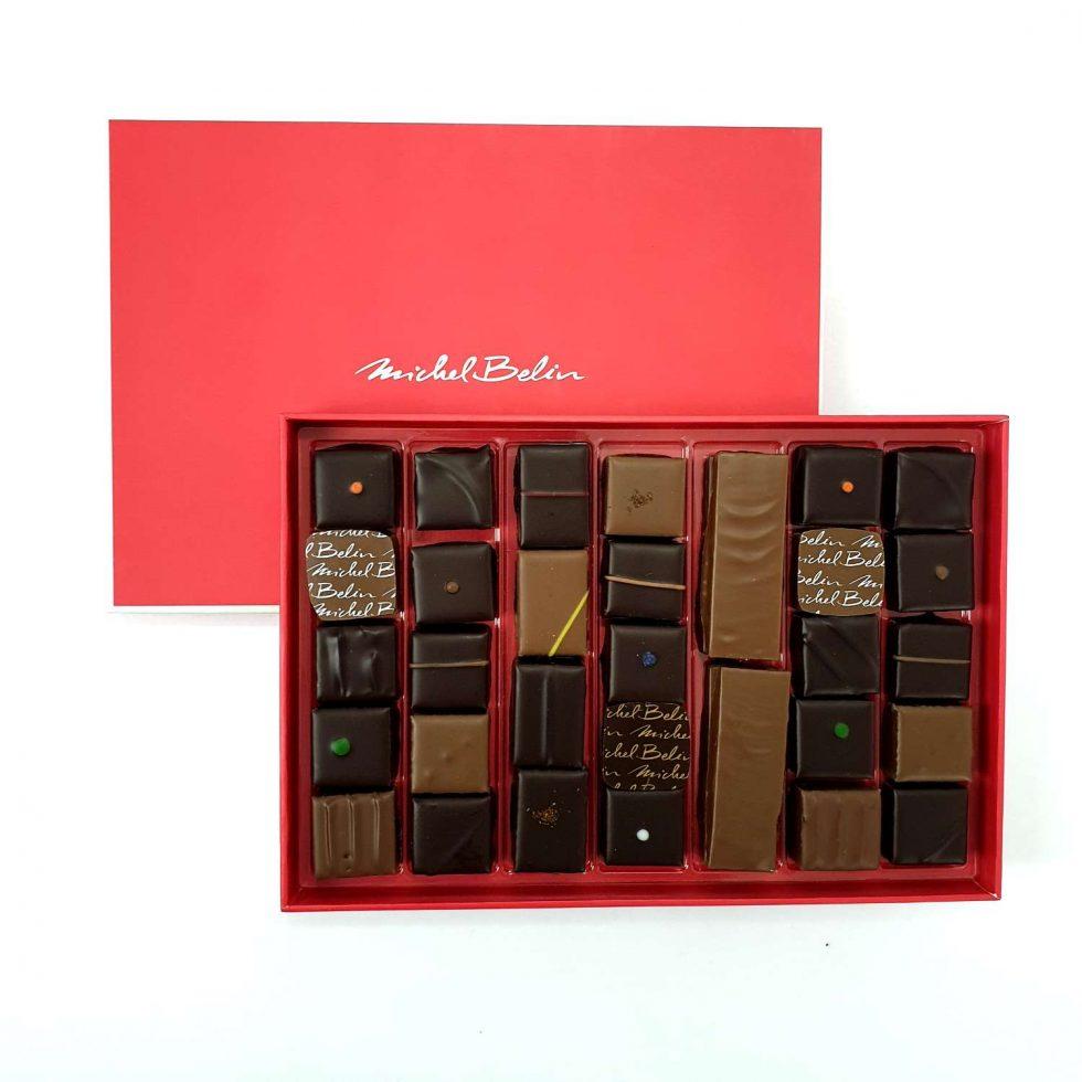 Image Boîte de chocolats 240g Michel Belin