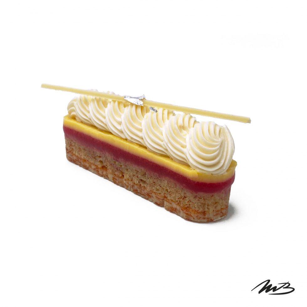 Pâtisserie Michel Belin Albi - Finger Citron Fraise