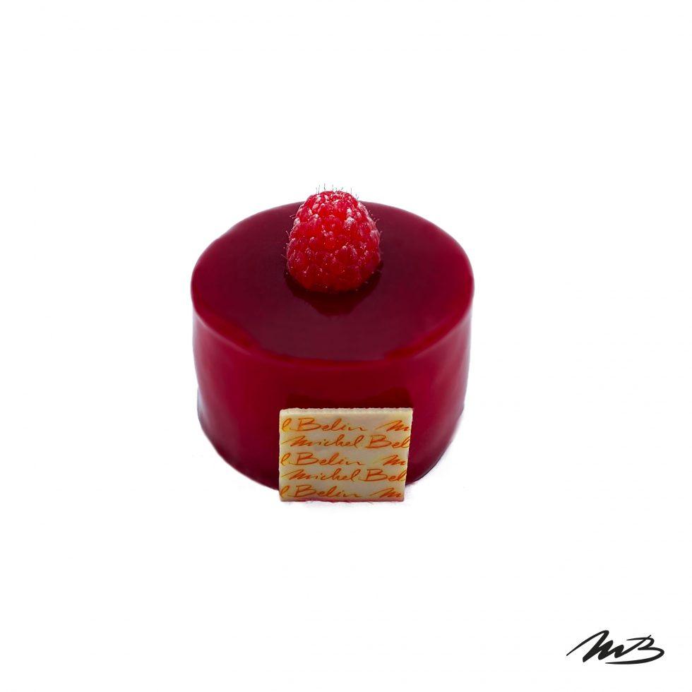 Rouge Passion - Pâtisserie Michel Belin Albi