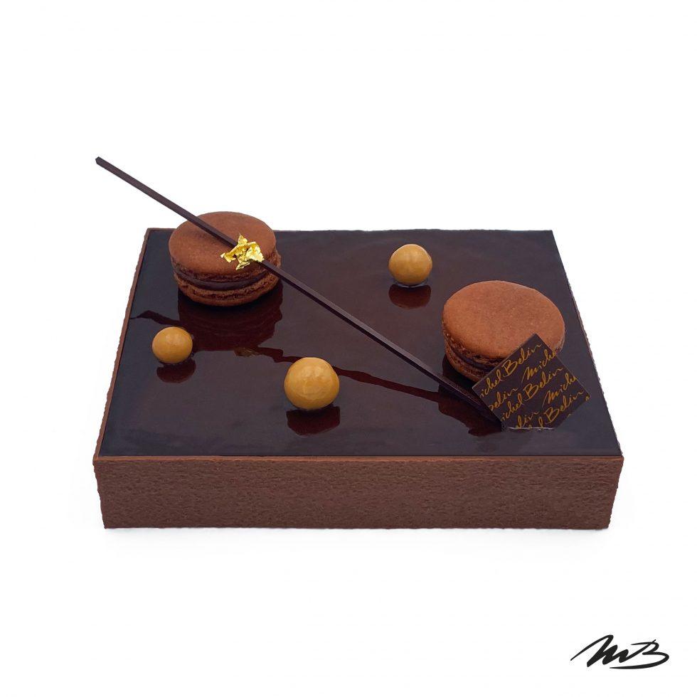 Carrément Choco - Pâtisserie Michel Belin Albi